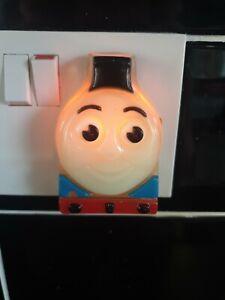 Thomas The Tank Engine 1984 Night Light Room Light Plug In