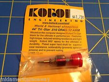 Koford M468-12-44 Drag 12 armature .510 44° 1/24 Slot Car  Mid-America Raceway