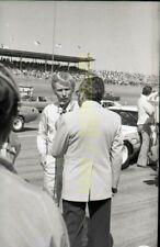 Pete Hamilton #9 - 1973 NASCAR Winston Cup Daytona 500 - Vintage Race Negative