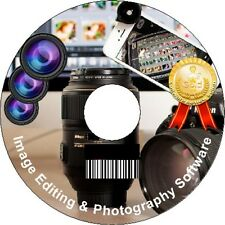 PHOTO EDITTING EDIT SOFTARE ON CD