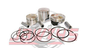 Wiseco Piston Kit Suzuki PE175 80-84 63mm