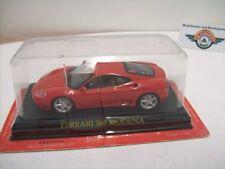 Ferrari 360 Modena, 1999, Red, IXO 1:43, OVP