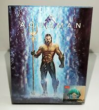 Aquaman [2D + 3D] Blu-ray Steelbook [Hdzeta] Single Lenticular #052/300