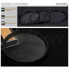 ZOMEI 67mm + 8 Star Camera Lens Digital Filter UV SLR Night for Canon Nikon Sony