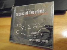 SEALED LIMITED EDITION Scenes Of the Crime + A Child's Game soundtrack 1000 MADE