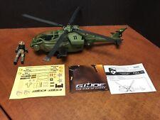 GI Joe Rise Of Cobra Dragonhawk XH1 New Out Of Box Dela1743