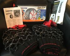 Michelin Easy Grip Composite Snow Chains G12