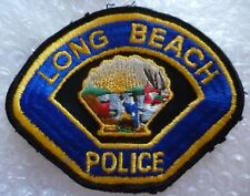 Patch Long Beach California US Police Patch (92 x 120 mm, New*)