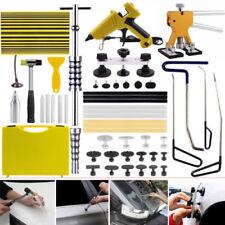 Paintless PDR Puller Dent Repair Slide Hammer Removal Hail Glue Sticks+Rods Tool