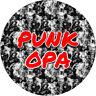 Punk Opa [25mm Button]