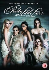 Pretty Little Liars Complete Series Collection 1-6 DVD Box Set Season 1 2 34 5 6