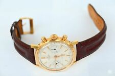 Super Breitling Top Time Ref 2004 18K Yellow Gold Chronograph 1960's 36+mm