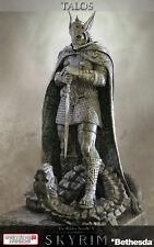 Gaming Heads Elder Scrolls V: Skyrim - Shrine of Talos Statue Mint in Box RARE!