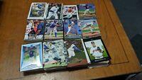 Huge Lot 2800 Baseball Cards Commons Minor Stars Medium Flat Rate Box Collection