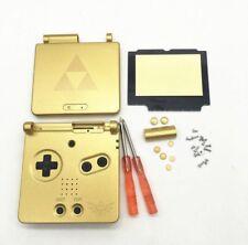 Gameboy Advance SP GBA SP Zelda Coque de Remplacement Pièce Rechange Case Cover