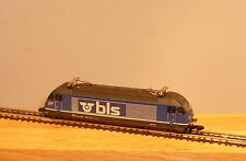 "Märklin Z 88465 Electric Locomotive Series 460 SBB "" BLS Sealed New"