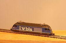 """Märklin Z 88465 Elektrolokomotive Serie 460  SBB  """"BLS""""      NEU & OVP"""