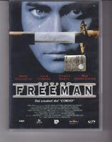 DVD CRYING FREEMAN, AZIONE, COMBATTIMENTI,ARTI MARZIALI,OTTIMO