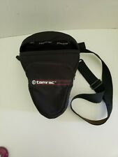 Tamrac 515 Compact DSLR Pack Holster Camera Bag w/ Strap USA Made Canon Nikon