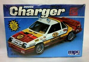 1986 MPC Ertl Dodge Shelby Charger 3 in 1 Build No. 6393 SEALED