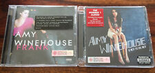 AMY WINEHOUSE CD Bundle - Frank & Back to Black - Special Editions