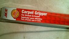 """ACE 5409123 Carpet Gripper, For Stretch-in Carpet, 1-5/16"""" x 36"""", FREE SHIPPING"""