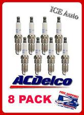 41-983 ACDelco (Set of 8) Platinum Spark Plugs GENUINE OEM 41983
