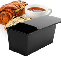250~1000g Non-stick Toast Box Bread Loaf Pan Mold with Baking Tool
