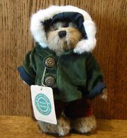 BEAR Boyds Plush #919890 WASHINGTON G 7//07 Bear//Month NEW//Tag From Retail Shop