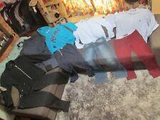 Bulk lot mens sz 34/Medium long winter clothes: Country Road/Effekt/Tom Tailor