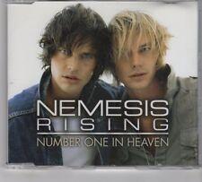 (GR57) Nemesis Rising, Number One In Heaven - 2007 DJ CD