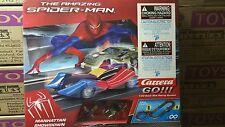Carrera Marvel 1/43 The Amazing Spider-Man Manhattan Showdown slop car set 62281