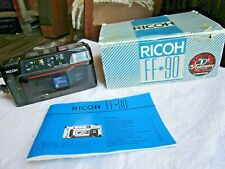 Ricoh FF-90 Super 35mm AF Point and Shoot Camera with 35mm f2.8 Lens Japan