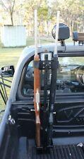 NEW Floor Mounted Vehicle Gun Rack - Double Rifle or Shotgun, Hunting, Shooting