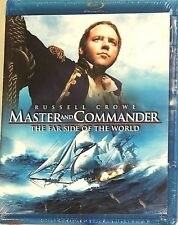 Master and Commander: The Far Side of the World Russell Crowe War Action Blu-ray