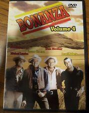Bonanza: Volume 4 DVD 2 Episodes Michael Landon Greene Blocker Roberts