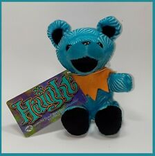 Grateful Dead PLUSH Dancing BEAR Beanie Baby Haight 3rd Ed B Day Mar 3