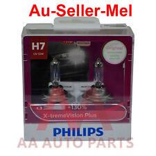 Philips H7 X-treme Vision Plus +130% Halogen Light bulbs extreme xtreme
