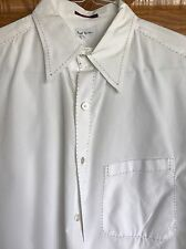 PAUL SMITH Men's Hand Stitched Shirt M
