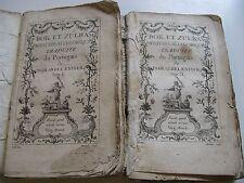 DE LA SOLLE BOK ET ZULBA 1740 EO Illustré FOLIE ORIENTALISME TONKIN Rare 2/2