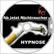 PROFI Hypnose Hörbuch Ab jetzt NICHTRAUCHER Audio-CD Rauchentwöhnung Rauchstopp