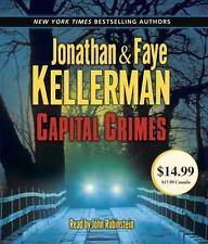 Capital Crimes by Jonathan Kellerman and Faye Kellerman (2013, CD, Abridged)