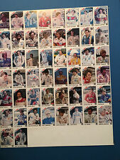 Hand Signed By each Driver Full Uncut Sheet  Indy Car World Series Trading Cards