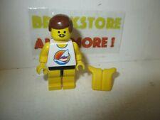 Lego - Minifigures - City - Surfboard on Ocean 6410 1791 par032