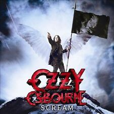 FREE US SHIP. on ANY 2 CDs! ~Used,VeryGood CD Ozzy Osbourne: Scream