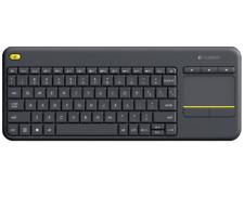 Tastiera per SMART tv e pc Wireless Logitech Touch K400 Plus VERSIONE italiana