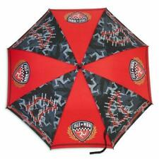 More details for umbrella bike isle of man iom road racing new! full size brolly (50 inch/128cms)