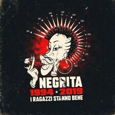 CD NEGRITA O RAGAZZI STANNO BENE 1994 SANREMO 2019 2 CD 602577438790