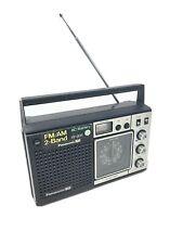 Vintage Panasonic LTD Shortwave AM FM Portable Radio RF-935