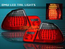 2002 2003 2004 2005 BMW E46 330 328 325 TAIL LIGHTS LED R/S 4DR